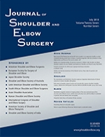 Good functional outcomes expected after shoulder arthroplasty irrespective of body mass index